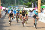 Lucas Carstensen pictured on stage one of the Tropicale Amissa Bongo.