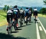 Calvin Beneke won stage five of the Mpumalanga Tour today