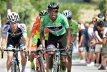 Nicholas Dlamini hopes to perform at Tour Down Under