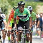 Nicholas Dlamini ready to step up in Tour Down Under