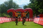 Karl Platt and Urs Huber Tankwa Trek title