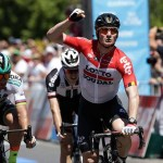 Tour Down Under stage one results: Nicholas Dlamini wins KOM jersey