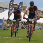 Kruger and Marais win third straight stage in TransCape