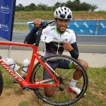 Butler ends Hoffman's hat-trick dream at Cycle4Cansa Road Classic