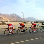 Tour of Oman results & GC: Nathan Haas wins stage two