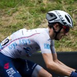 Mitchelton–Scott's Adam Yates won stage five of Tirreno-Adriatico