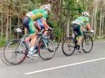 Aidan van Niekerk, Calvin Beneke during Tour de Taiwan