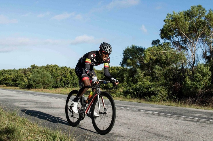 Clint Hendricks, pictured here, aims to go all out to defend his two-year-standing Cape Town Cycle Tour title on Sunday. Photo: Supplied
