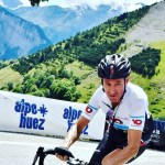 Grant Lottering gets ready for extreme Alpe d'Huez challenge