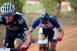 Arno du Toit during Liberty Winelands MTB