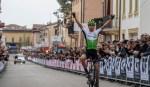 Team Dimension Data Continental's Stefan de Bod won the GP Palio del Recioto in Negrar, Italy, yesterday.