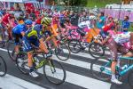 Pictured here is a peloton in action during last year's Giro d'Italia. Photo: Photo credits