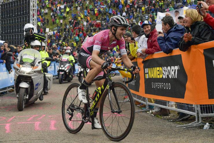 Simon Yates stage 14 Giro d'Italia