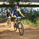 Andrew Hill defended his Scottburgh MTB Race title when he won the 45km event in KwaZulu-Natal yesterday. Photo: Gavin Ryan/QuickPix/Gameplan Media