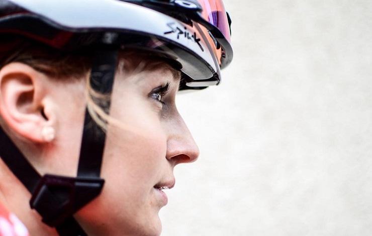 South Africa's Mariske Strauss achieved her best-ever European world cup result
