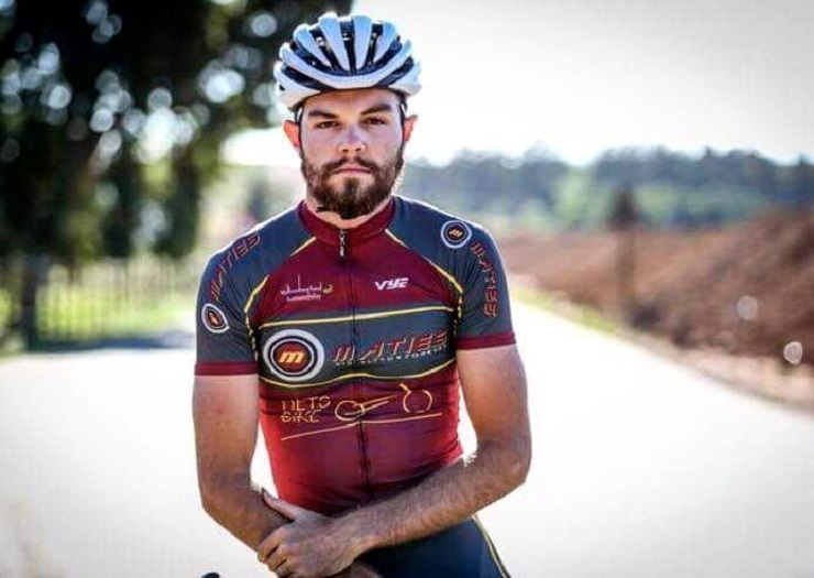 Max Sullivan pictured for Maties. Photo: Supplied