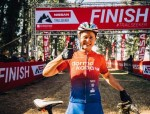 Samantha Sanders, who riders for dormakaba, will line up at the third Trailseeker race