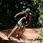 Prominent mountain-biker Stuart Marais was given a career-saving lifeline when he secured sponsorship last week. Photo: Gavin Ryan/Quikpix