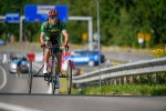 South Africa's Goldy Fuchs placed ninth in the men's T2 time-trial at the Para-cycling Road World Championships