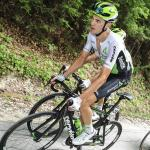 South Africa's Johann van Zyl (pictured) of Dimension Data is ready to embrace his supporting role for compatriot Louis Meintjes at the Vuelta a Espana, which starts tomorrow. Photo: Stiehl Photography