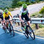 Kent Main is grateful to have been selected as one of three stagiares for the Dimension Data WorldTour team for the rest of the season. Photo: Rob Ward