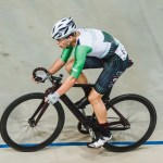 Rickardo Broxham will represent South Africa at the Junior Track World Championships