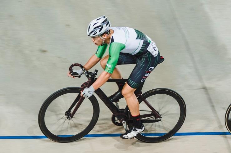 Rickardo Broxham will represent South Africa at the Junior Track World Championships