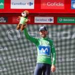 Alejandro Valverde Vuelta a España