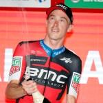 BMC Racing Team's Rohan Dennis won the second individual time-trial of the Vuelta Espana