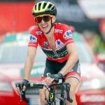 Mitchelton Scott's Simon Yates won the Vuelta a Espana