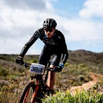Erik Kleinhans pictured in action during the Ride2Nowhere, which took place last month. Photo: Facebook/Ride2Nowhere