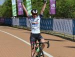 Victory at the Tshwane Classic in Pretoria today was sweet for Carla Oberholzer (pictured), who narrowly missed out last year due to a miscalculation. Photo: Supplied