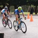 After his UCI Road World Champs let-down earlier this year junior cyclist Damon Fouchee has made his mark at recent events. Photo: Supplied