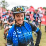 Sarah Hill, who recently won the Trailseeker series