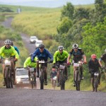 Riders in action during the gruelling uBhejane Xtreme MTB Challenge over the weekend. Photo: Anthony Grote/Gameplan Media