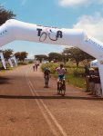 OfficeGuru's Travis Barrett won stage three of the Mpumalanga Tour