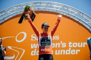 Amanda Spratt Women's Tour Down Under stage three