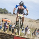 Marc Fourie, along with Rossouw Bekker, expects some stiff competition from top local and international riders and thus refuses to raise expectations ahead of the Tankwa Trek. Photo: Ewald Sadie