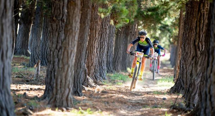 Summit Fin's Candice Lill and Adelheid Morath won the queen stage of the Cape Epic
