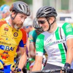 South African Calvin Beneke placed ninth on stage six of the Tour de Langkawi