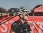 Gawie Combrinck, pictured here during a Trailseeker race, has announced his retirement from professional cycling