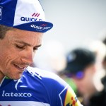 Philippe Gilbert won the Paris-Roubaix