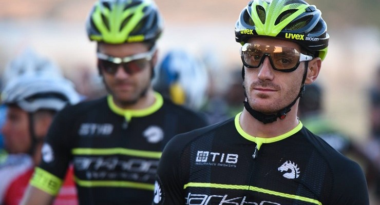 Shaun-Nick Bester, who will compete alongside Andrew Hill at joBerg2c