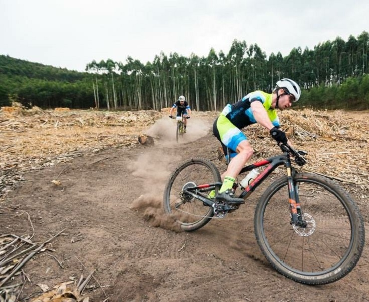 Tyronne White hopes to maintain his unbeaten run when he lines up for the Mid-Illovo MTB Challenge