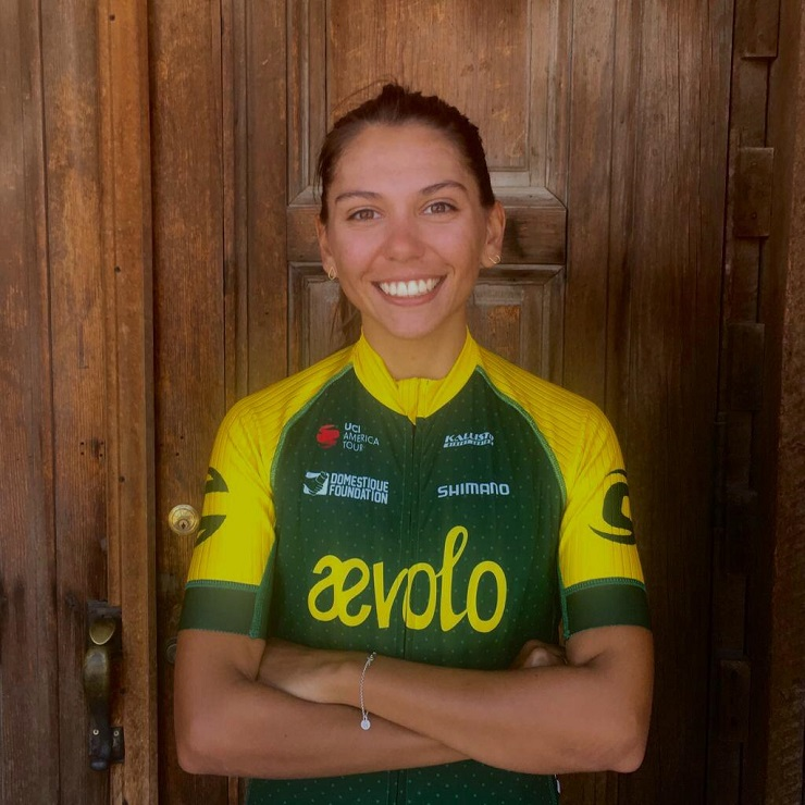 South African Catherine Colyn will race with the Donna Aevolo team