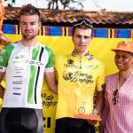 Kent Main (left) placed second at this year's Tour de Limpopo