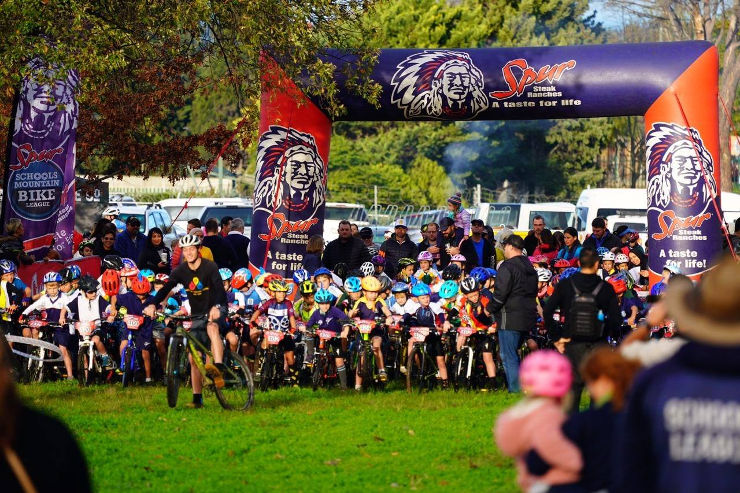 Schools MTB League WC 1 2019