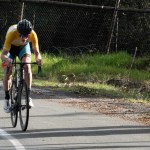 Alexander Worsdale was crowned the University Sports South Africa (USSA) Cycling Tournament champion