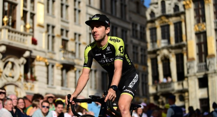 Simon Yates won stage 12 of the Tour de France