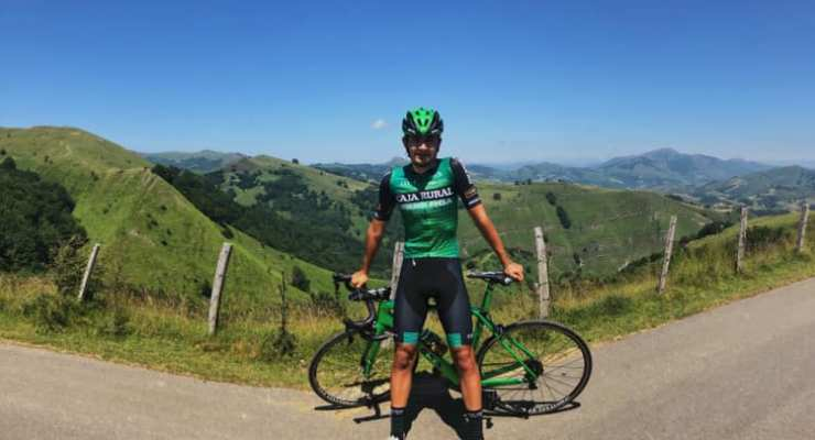 Devin Shortt pushed himself through debilitating pain to ultimately help his team achieve top results in the Vuelta Palencia